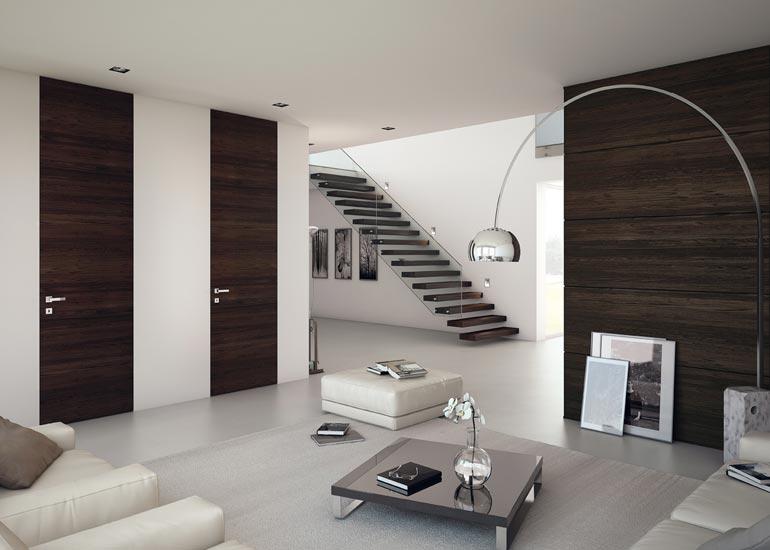 Drzwi ukryte blog eko dar design for Porte d interni design